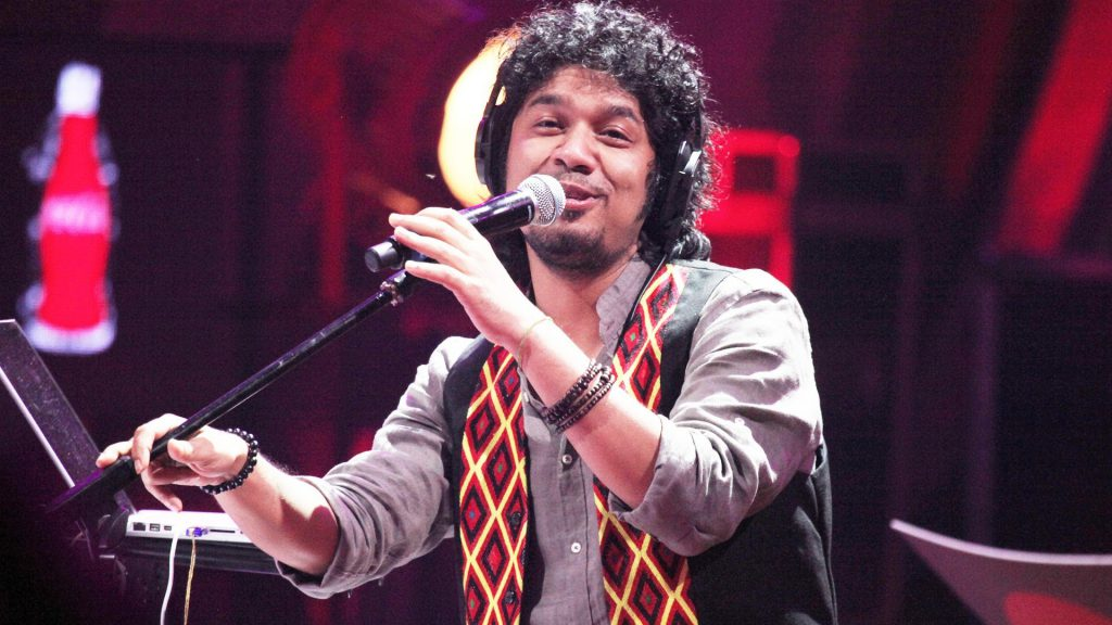 Papon live performance